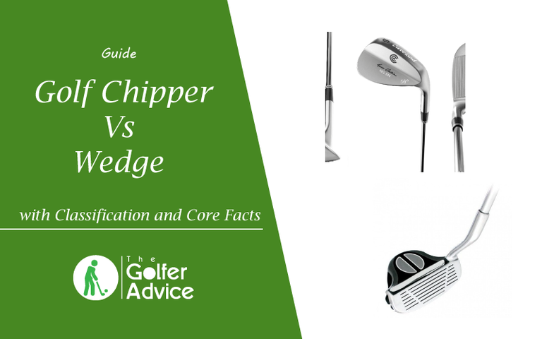 Golf Chipper Vs Wedge