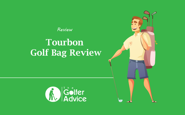Tourbon Golf Bag Review