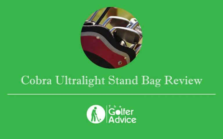 Cobra Ultralight Stand Bag Review