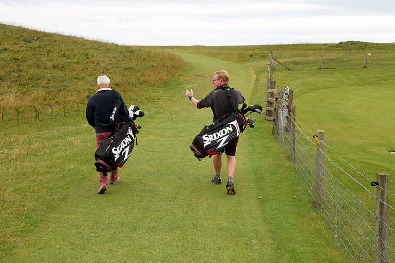 best walking golf bag