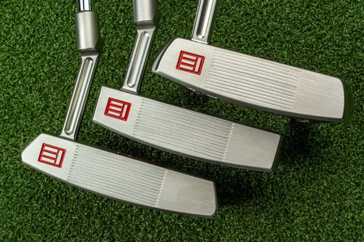 Set up Your Putters