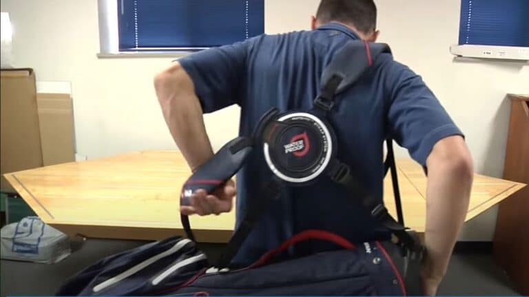 How To Adjust Golf Bag Straps