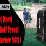Hard Case Golf Travel Bag